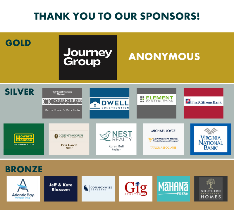 25th anniversary sponsors